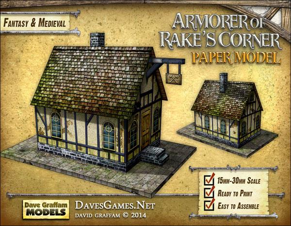 Armorer of Rake's Corner