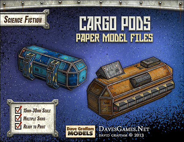 Cargo Pods
