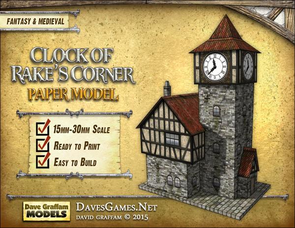 Clock of Rake's Corner