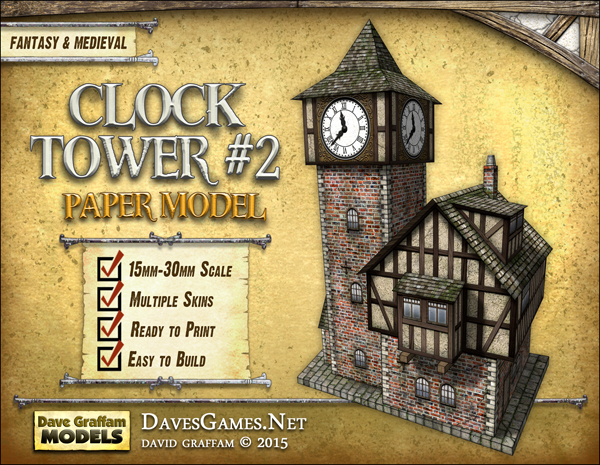 Clock Tower #2