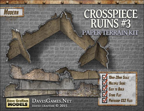 Crosspiece Ruins #3
