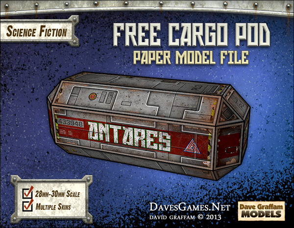 Free Cargo Pod