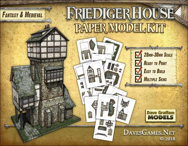 Friediger House