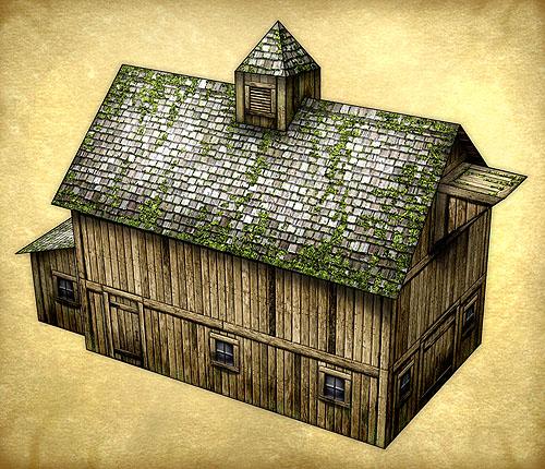 Frontier Barn