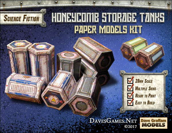 Honeycomb Storage Tanks