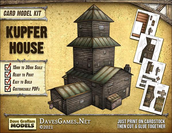 Kupfer House