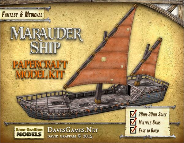 Marauder Ship