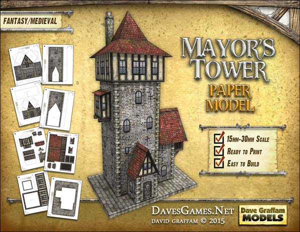 Mayor's Tower