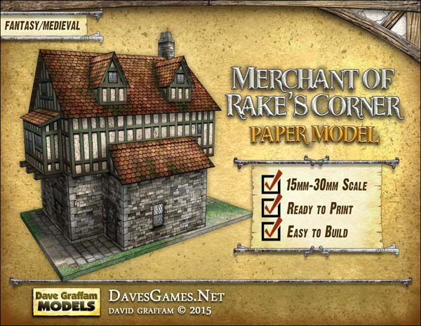 Merchant of Rake's Corner