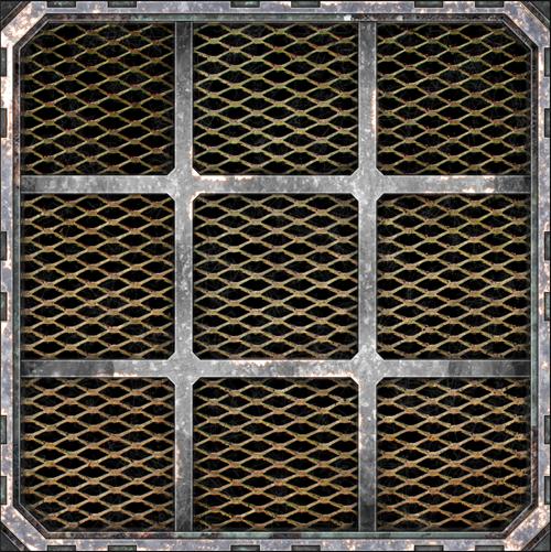 Metal Tile Kit 2 Dave Graffam Models SciFi DriveThruRPGcom