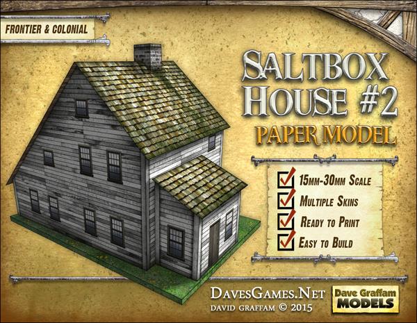 Saltbox House #2