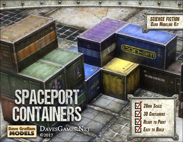 Spaceport Containers