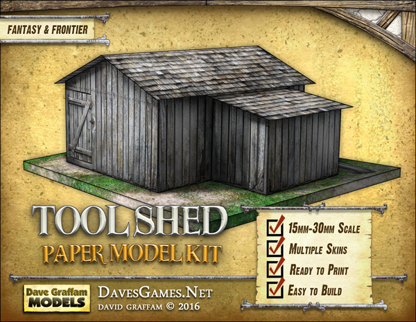 Tool Shed