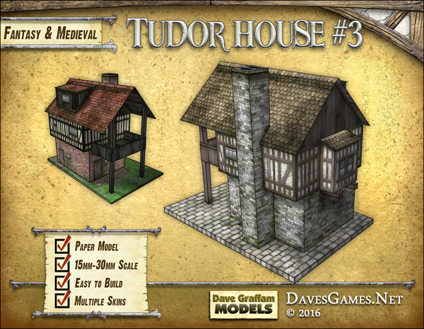 Tudor House #3