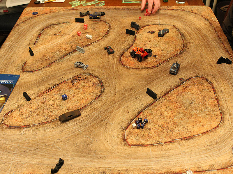 Wasteland Dirt Track Dave S Games