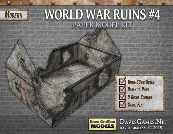 World War Ruins #4