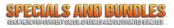 Specials and Bundles