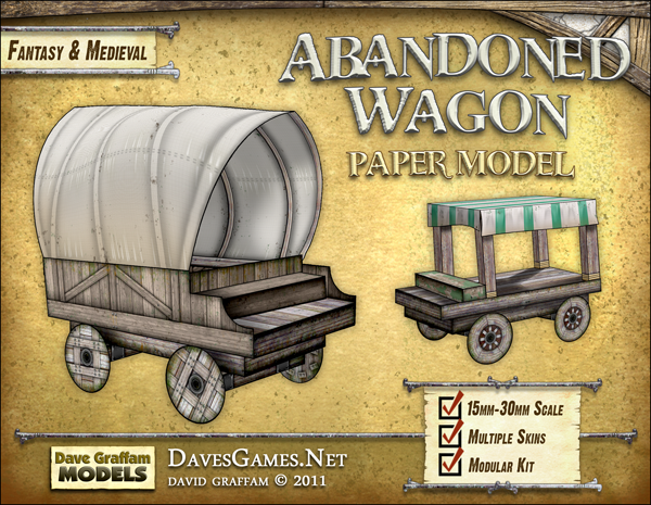 Abandoned Wagon