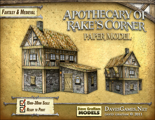 Apothecary of Rake's Corner