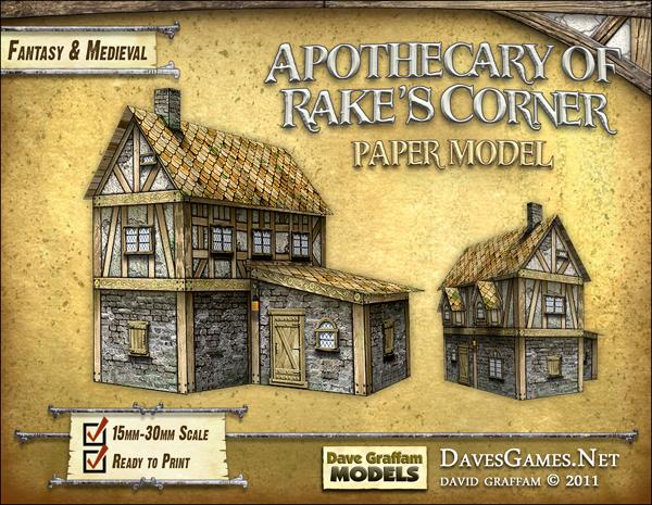 Apothecary of Rake's Corner