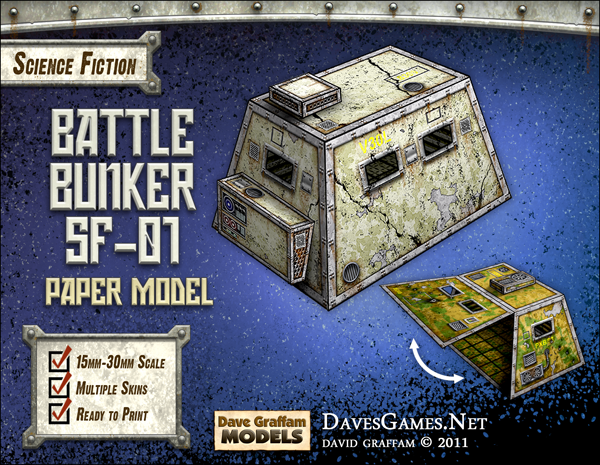 Battle Bunker SF-01