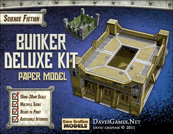 Bunker Deluxe Kit