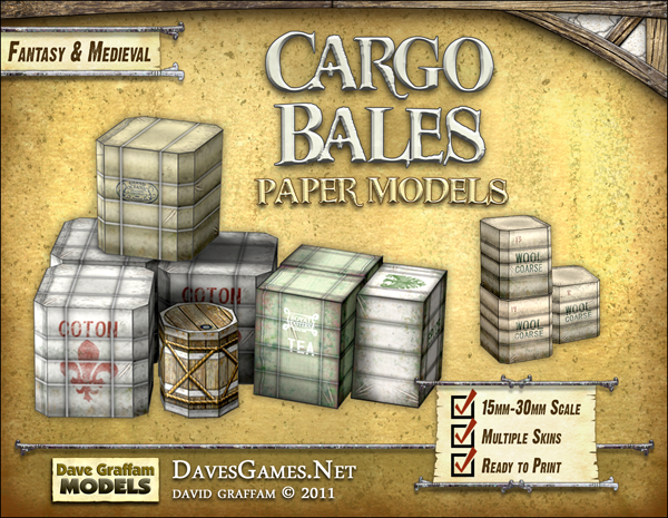 Cargo Bales