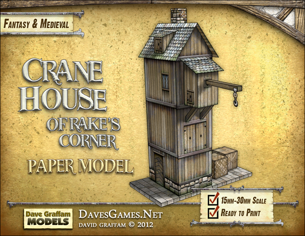 Crane House of Rake's Corner