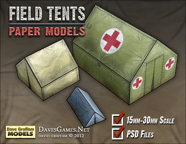 Field Tents PSD