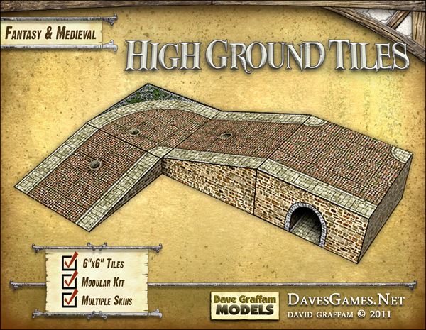 High Ground Tiles