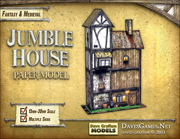 Jumble House