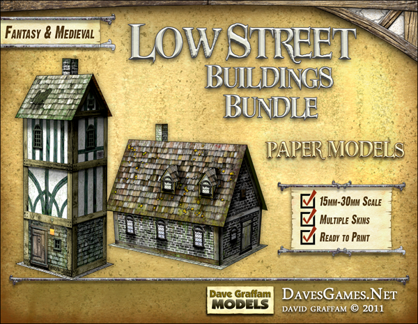 Low Street Buildings Bundle