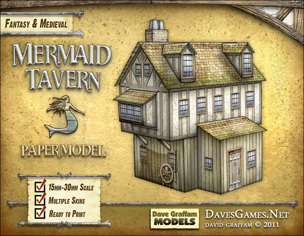 Mermaid Tavern