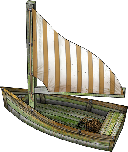 Smuggler's Rowboat