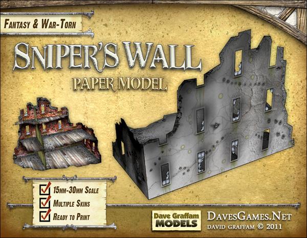 Sniper's Wall