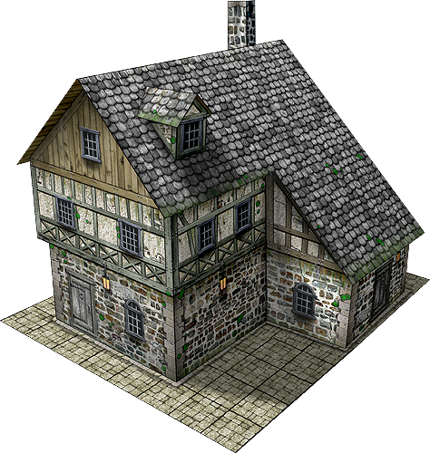 Gorgeous image pertaining to free printable 3d buildings